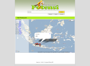Potensi - Portal Telusur Inovasi IPTEKnet BPPT