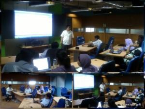 Pelatihan perangkat lunak MultiSpec